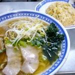 麺&焼飯(小)セット